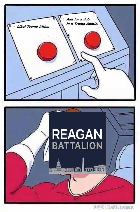 Fuck the Reagan Battalion « Zionism's Survival: Surviving Under The ...: https://mah29001.wordpress.com/2017/02/24/fuck-the-reagan-battalion/